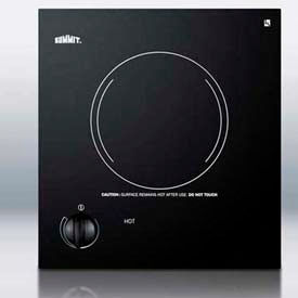 Summit Appliance Electric Cooktops