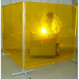 Goff's Free-Standing Welding Screens