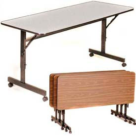 Correll - Econo-Line Flip Top Training Tables