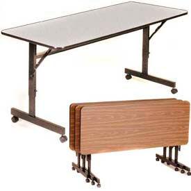 Adjustable Height Training Tables