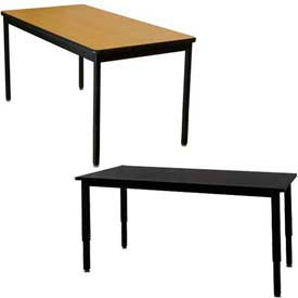Wisconsin Bench Mfg. - LOBO Heavy Duty Utility Tables - Fixed or Adjustable Legs