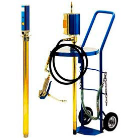 Action Pump Double Acting Air Operated Pumps