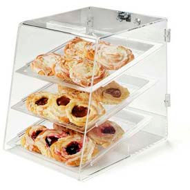 Carlisle Pastry Display Cases & Covers