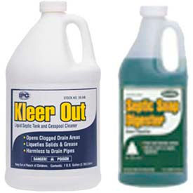 Septic & Cesspool Cleaners