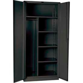 Hallowell 16 Gauge Heavy-Duty Galvanite DuraTough Combination Cabinets