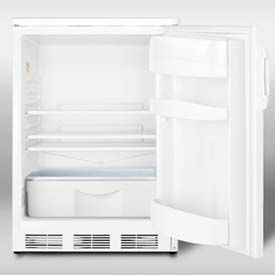 Summit Counter Height & Compact Refrigerator-Freezer Commercial Units
