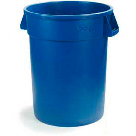 Round Waste Containers & Lids