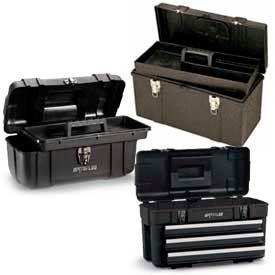 Plastic Tool Boxes