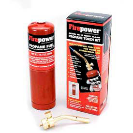 Firepower® Air Fuel Torches & Kits