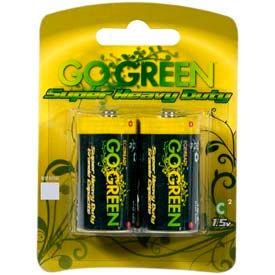 PerfPower GoGreen Alkaline Batteries