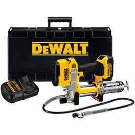 DeWALT® Grease Guns
