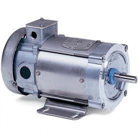 -Reliance DC Washdown Motors