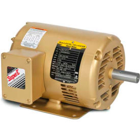Baldor 3 Phase Premium Efficiency Open Drip Proof Motors