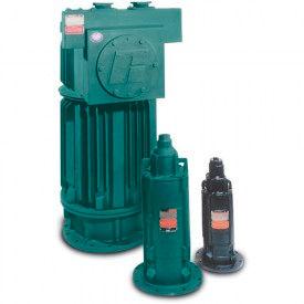 Baldor-Reliance 3 Phase Pump TENV Motors