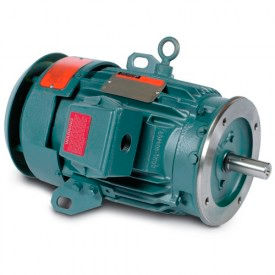 Baldor-Reliance 3 Phase Severe Duty Totally Enclosed Motors up to 5 HP