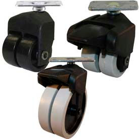 Jacob Holtz X-Caster™ Series Swivel Plate Casters