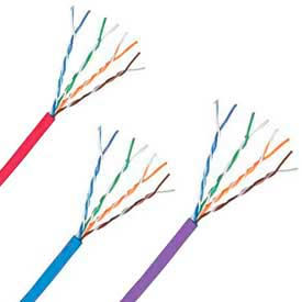 Bulk Network & Visual Cables
