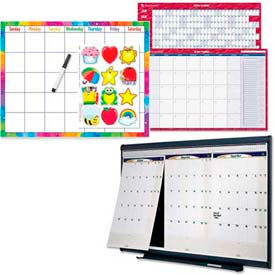 Dry-Erase Calendars