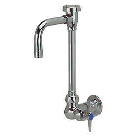 Side & Wall Mount Gooseneck Laboratory Faucets