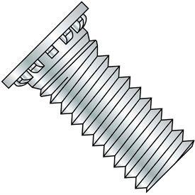 Self Clinching Stud Full Thread Hardened Steel Heat Treat Zinc & Bake Metric