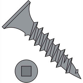 Square Bugle Head Drywall Screws