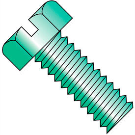 Slotted Indented Hex Machine Screws