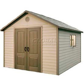 Lifetime® Outdoor Storage Shed Buildings With Windows