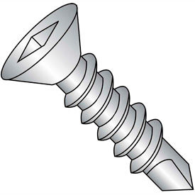 Square Flat Head Self-Drilling Screws