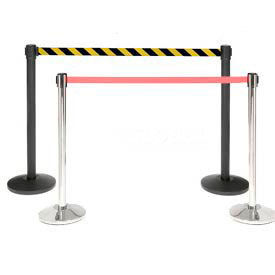 Free Standing Retractable Barriers