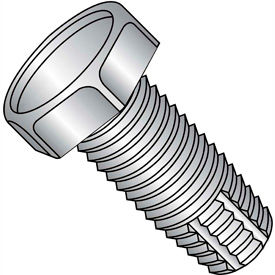 Unslotted Indented Hex Thread Cutting Screws