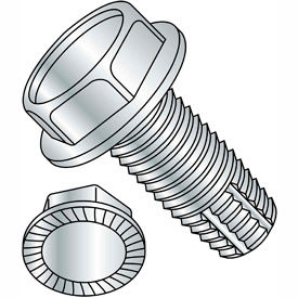 Unslotted Indented Hex Washer Thread Cutting Screws