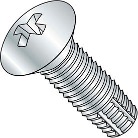 Phillips Oval Thread Cutting Screws