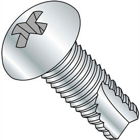 Phillips Round Head Thread Cutting Screws Type 23 Thread