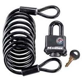 Master Lock® Wheel & Truck Bed Security