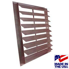 High Velocity Exhaust Shutters