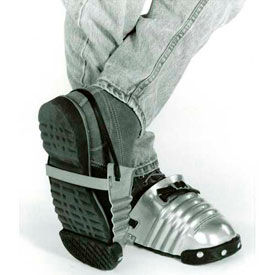 Strap-On Foot and Shin Guards