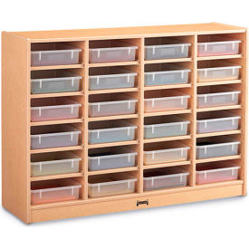 Mobile Cubby Storage Units Without Trays
