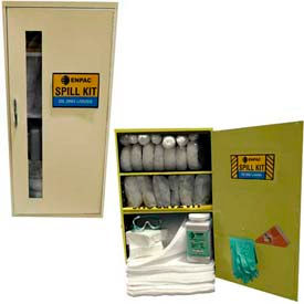 Enpac® Wall Mount Spill Containment Cabinets