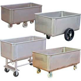 DC Tech Stainless Steel Bulk Trucks