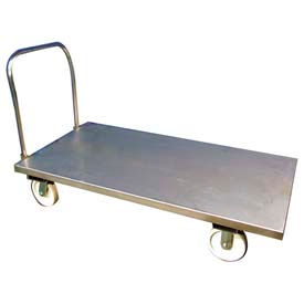 DC Tech Stainless Steel Platform Truck