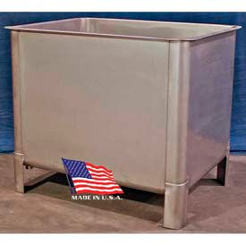 DC Tech Heavy Duty Stainless Steel Vats