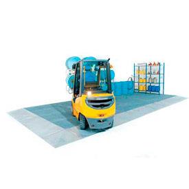 ENPAC® Drive-On Steel Workstation Spill Decks