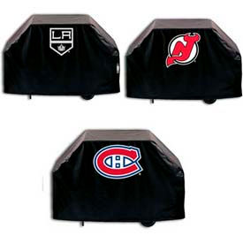 Holland Bar Stool NHL Logo Grill Covers