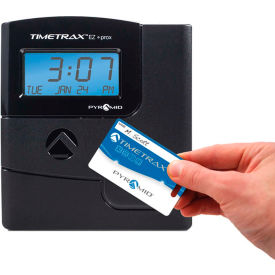 Automated Time Clock Systems
