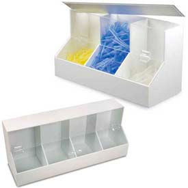 TrippNT™ See Thru Compartment Dispensing Bins