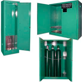 Gas Cylinder Storage Cabinets At Global Industrial