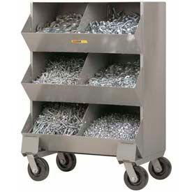 Heavy Duty Steel Mobile & Stationary Storage Bins