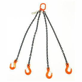 Chain Slings - Quad Leg