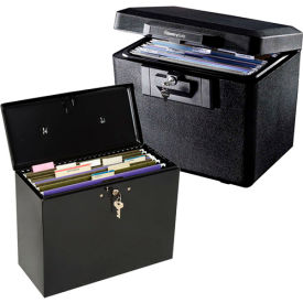 Master Lock® Steel Security File Box