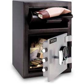 Depository Cash Drop Safes - Front Drop Hopper Load